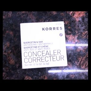 KORRES ANTI AGING/ ANTI WRINKLE CONCEALER! UNUSED